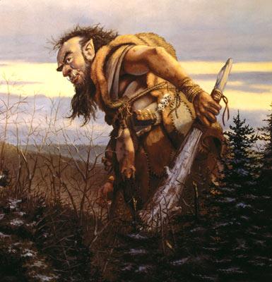 Мифология существ разных народов